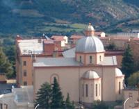 Veduta del Tempio di Don Bosco
